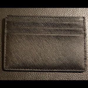 kate spade Accessories - Kate Spade Graham Haven Lane Black Card Case